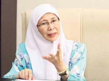 Wan Azizah Wan Ismail
