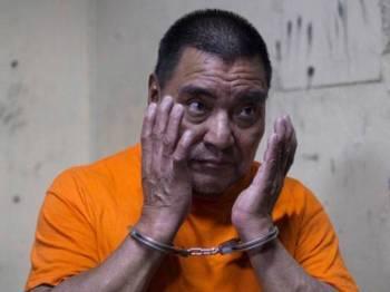Santos Lopez Alonzo disabit bersalah membunuh 171 orang penduduk kampung pada 1982.