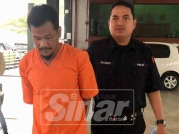Zulkifli dijatuhi hukuman penjara dan sebatan di mahkamah sesyen hari ini.