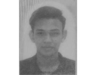 Nur Aiman Aminuddin meninggal dunia dirempuh sebuah kenderaan ketika berkonvoi ke Cameron Highlands, hari ini.