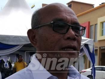 Datuk Mohd Khusairi Abd Talib