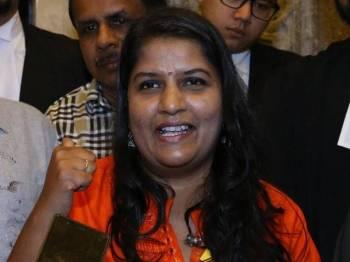 M. Indira Gandhi