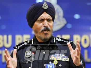 Datuk Seri Amar Singh Ishar Singh