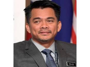 Mohd Azis - Foto Bernama