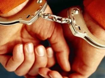 Lelaki berusia 34 tahun itu ditahan semalam selepas siasatan mendapati laporan yang dibuatnya mengelirukan,