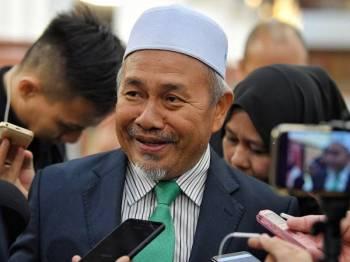 Datuk Tuan Ibrahim Tuan Man. - Foto Bernama