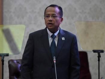 Dr Ahmad Samsuri Mokhtar. - Foto Bernama