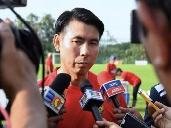 Tan Cheng Hoe. - Foto Bernama