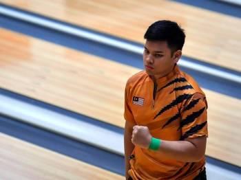 Muhammad Rafiq Ismail. - Foto Bernama