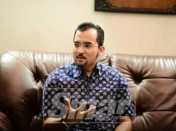 Datuk Dr Asyraf Wajdi Dusuki. - Foto Izari Rosli