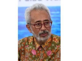 Raja Kamarul Bahrin. - Foto Bernama