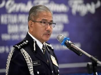 Datuk Seri Mazlan Lazim. - Foto Bernama
