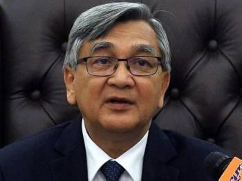 Datuk Mohamad Ariff Md Yusof - Foto Bernama