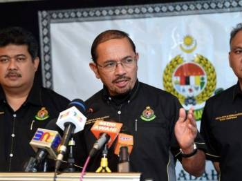 Ketua Pengarah Imigresen Datuk Seri Mustafar Ali. - Foto Bernama