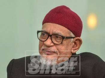 Datuk Seri Abdul Hadi Awang. Foto: SHARIFUDIN ABDUL RAHIM