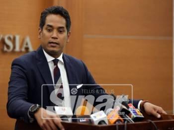 Khairy Jamaluddin Abu Bakar