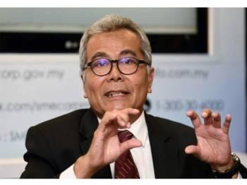 Datuk Seri Mohd Redzuan Md Yusof. - Foto Bernama