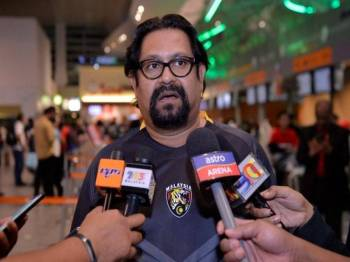Datuk Seri Subahan Kamal - Foto Bernama