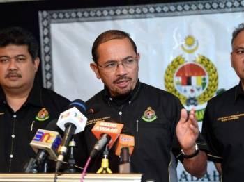 Datuk Seri Mustafar Ali. - Foto Bernama