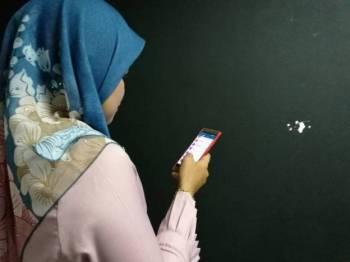 Peniaga Online diminta berhati-hati apabila menerima panggilan daripada nombor tidak dikenali