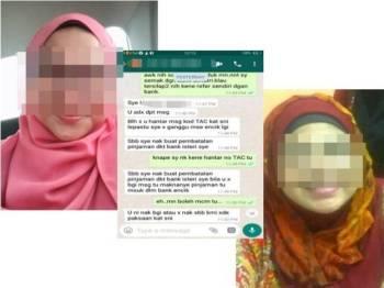Peniaga Online terdedah penipuan scammer