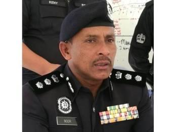 Asisten Komisioner Mohd Noor Yusof Ali