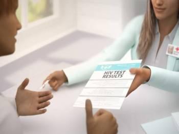 Jangan malu untuk dapatkan ujian saringan dan pemeriksaan doktor.