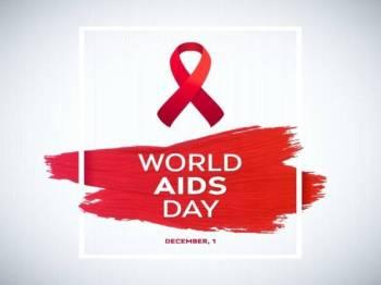 1 Disember setiap tahun diperuntukkan sebagai Hari Aids Sedunia sejak 1988.