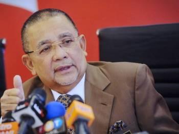 Tan Sri Mohd Isa Abdul Samad - Foto Bernama