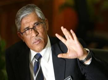Tan Sri Abu Kassim Mohamed