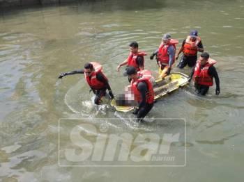 Mayat warga Indonesia yang dikhuatiri lemas semalam ditemukan hari ini.