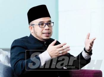 Datuk Dr Mohd Asri Zainul Abidin. - Foto Rosli Talib