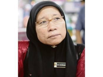 Dr Noorhaida Ujang