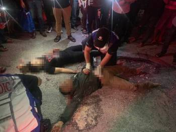 Wanita warga Indonesia yang ditemui mati ditikam di parkir masjid di Sg Way di sini.