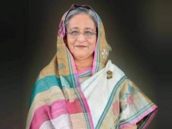 Sheikh Hasina. - Foto en.ntvbd.com