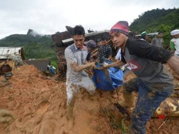 Seluruh wilayah Jawa Barat termasuk dua pertiga Kabupaten Sukabumi berada dalam zon rumah.