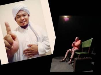 Taiyuddin Bakar. Foto: Instagram Taiyuddin Bakar