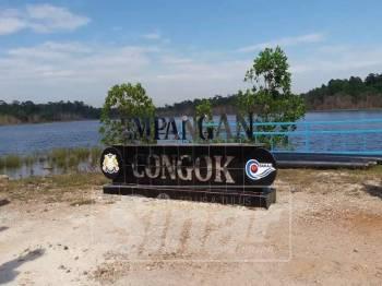 Dua projek dilaksanakan melibatkan Empangan Congok di sini dijangka dapat mengekalkan sumber air mentah untuk daerah Mersing sehingga 2050.