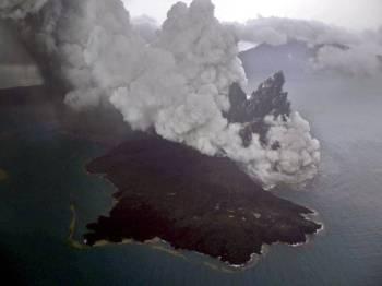Gunung berapi Anak Krakatau