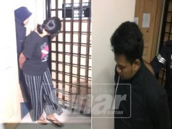 Mohd Wirah dan Nur Aqma dituduh membunuh anak mereka berusia lima tahun.