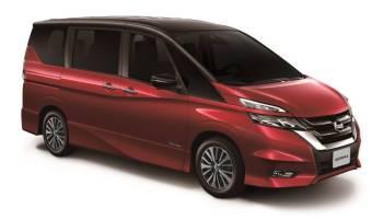 ETCM menambah warna merah (Imperial Red) baharu dalam model popular Nissan Serena 2.0L S-Hybrid Premium Highway Star.