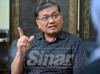 Datuk Dr Shamsul Anuar Nasarah - Foto Izari Rosli