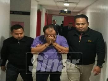 Suspek direman tujuh hari bermula hari ini untuk siasatan lanjut berkait tuntutan palsu bernilai RM500,000.