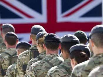 Kehadiran tentera Britain di Syria adalah sebahagian daripada pasukan tentera pakatan diketuai AS bagi memerangi kumpulan militan Daesh.