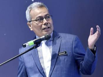 Datuk Seri Redzuan Yusof  - Foto Bernama