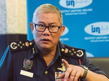 Datuk Mohamad Hamdan Wahid - Foto Bernama