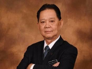 Menteri Pelancongan, Seni dan Budaya Datuk Mohamaddin Ketapi
