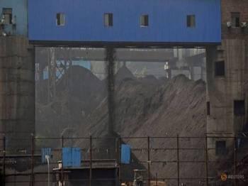 Punca runtuhan di lombong arang batu itu masih disiasat.
