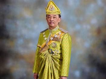 Sultan Pahang, Tengku Abdullah Sultan Ahmad Shah - Foto Bernama