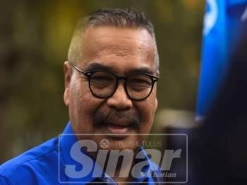 Ramli Mohd Nor.- Foto: SHARIFUDIN ABDUL RAHIM